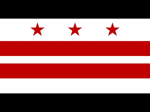 Washington, D.C.'s Flag and its Story