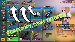 How To Do The 3 Category Spam! thumbnail