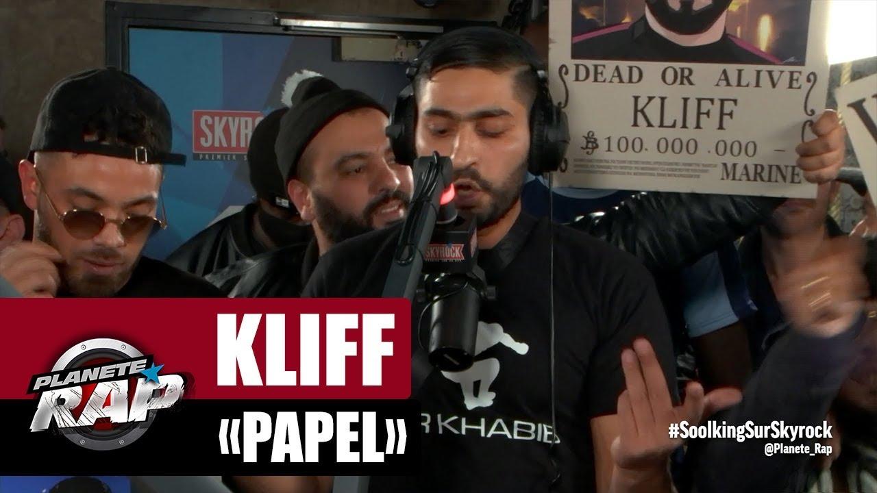 """Download Kliff zivziv """"Papel"""" #PlanèteRap"""
