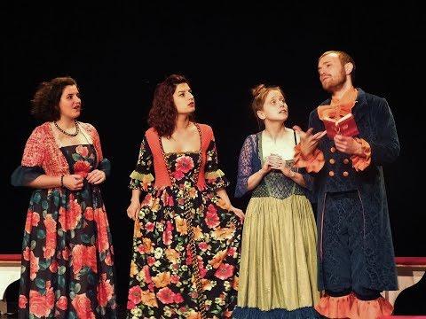 Les femmes savantes (Molière) - Conservatoire de Mérignac (2018)