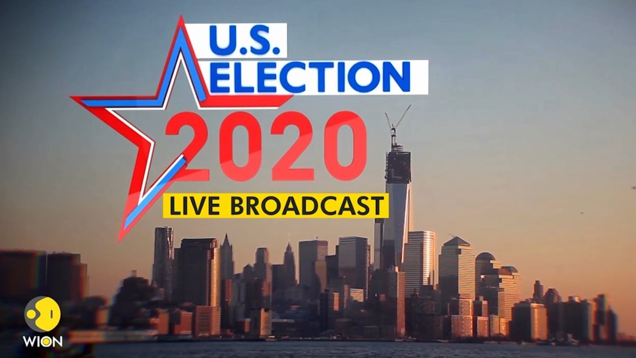 LIVE: US Election 2020 Results | Donald Trump vs Joe Biden | US Presidential Election Results Live