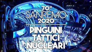 Sanremo 2020 - Pinguini Tattici Nucleari