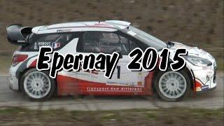 Vid�o Rallye d'Epernay - Vins de Champagne 2015