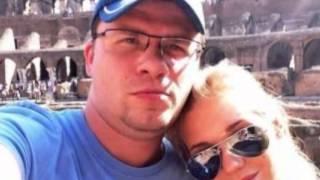 Гарик Харламов и Кристина Асмус на курорте