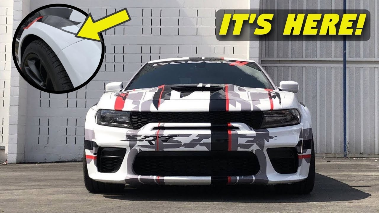 New 2020 Dodge Charger Widebody Hellcat Concept Reveal Showcase Everything You Need To Know