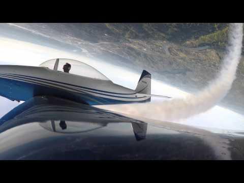 Vans Aircraft RV-8 Basic Aerobatics -