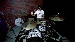 The Amity Affliction - I Bring The Weather With Me (Drum Cover)