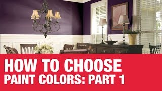 How To Choose Paint Colors: Part 1 - Ace Hardware