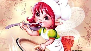 Алёнушка, мамина помощница. Помогает готовить маме суп мой минишеф
