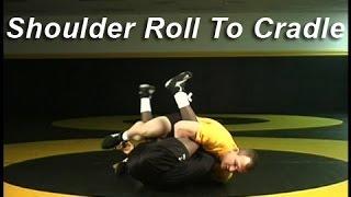 Wrestling Moves KOLAT.COM Shoulder Roll to Cradle