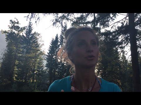 Channeling energy & body work