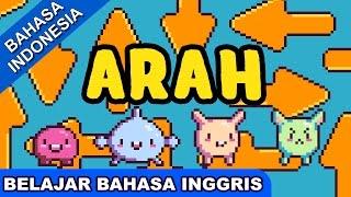 Download Video Lagu Belajar Bahasa Inggris | Arah (Directions) | Lagu Anak Indonesia Terbaru 2019 | Bibitsku MP3 3GP MP4
