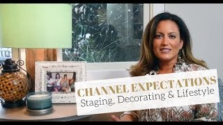 Home Staging, Decorating & Lifestyle Tips | Channel To Watch