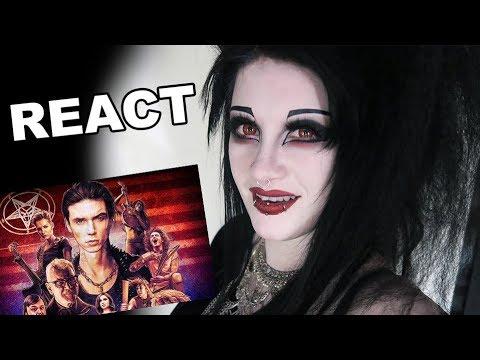 Goth Reacts to American Satan | Black Friday
