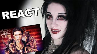 Video Goth Reacts to American Satan | Black Friday download MP3, 3GP, MP4, WEBM, AVI, FLV Oktober 2018