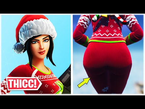 *THICCChristmas Skin