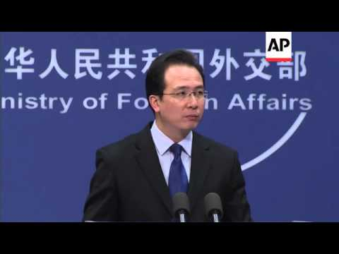 FM spokeswoman on Taiwan crash, other issues