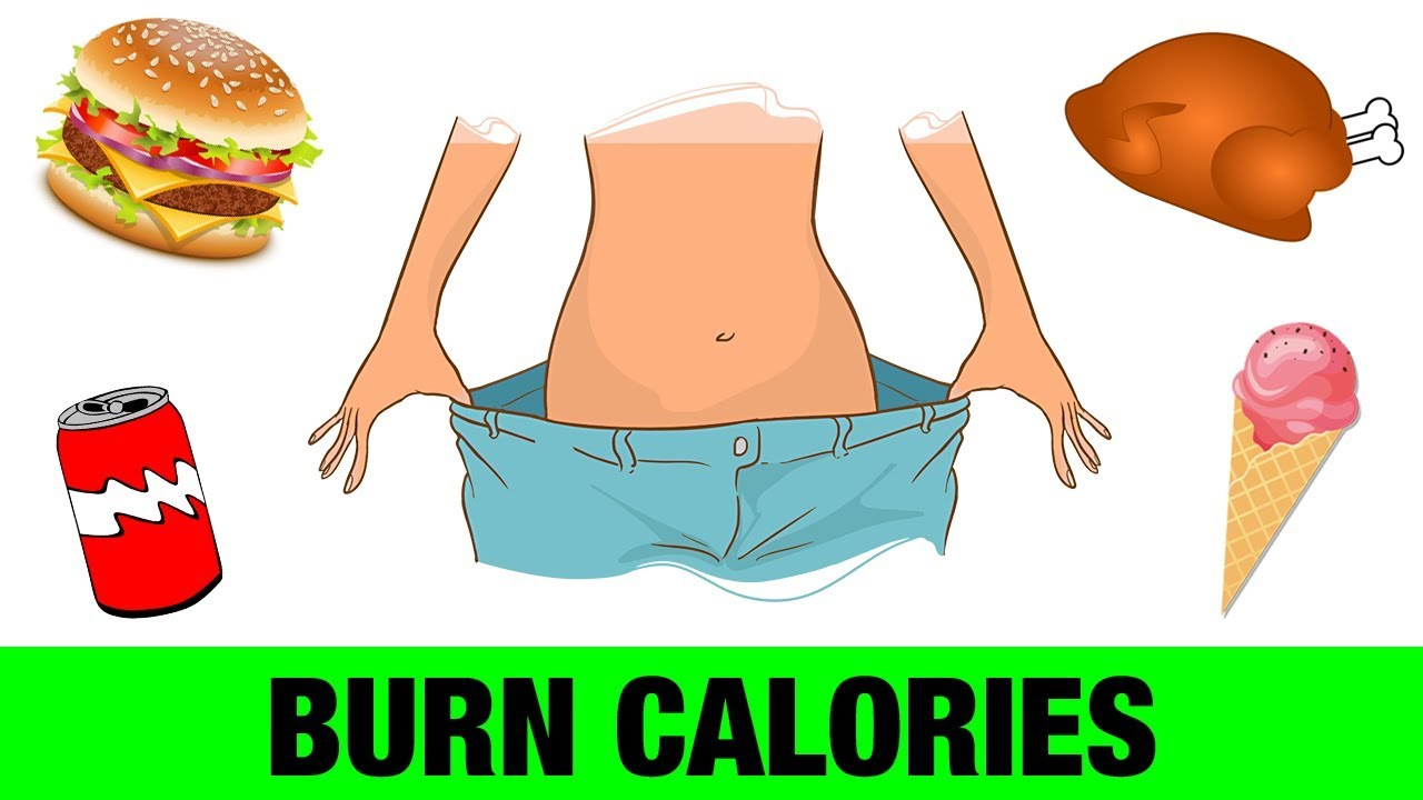 Burn Calories After Dinner: Best Home Exercises - YouTube