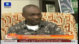 ASUU Strike Is Evidence Of FG's Conspiracy Theory Against Masses - Activist