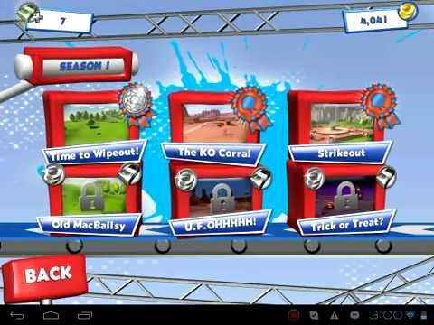 WIPEOUT Game On Android