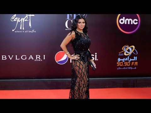 Egyptian actress faces five-year trial for wearing revealing dress