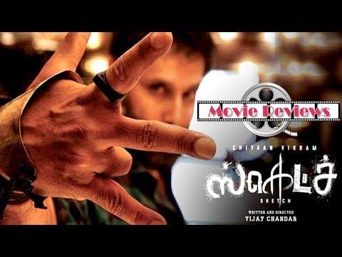 Sketch Movie Review   Chiyaan Vikram,...
