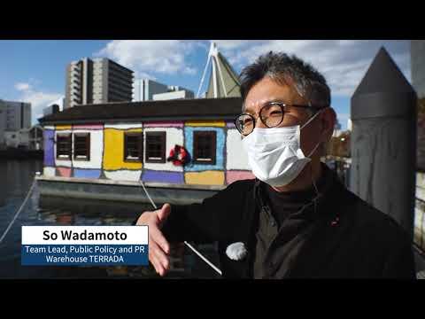 Modern Art on the Waterfront, Tennozu_Channel JAPAN#10/2021