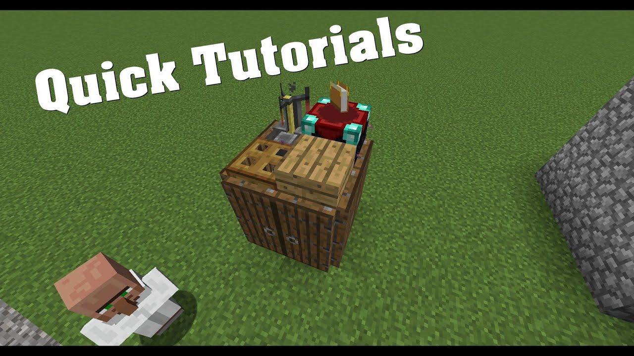 minecraft kleinstes haus der welt quick tutorials youtube. Black Bedroom Furniture Sets. Home Design Ideas