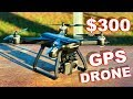 $300 GPS Drone Holy Stone HS700 - Return Home, Follow Me & More - TheRcSaylors