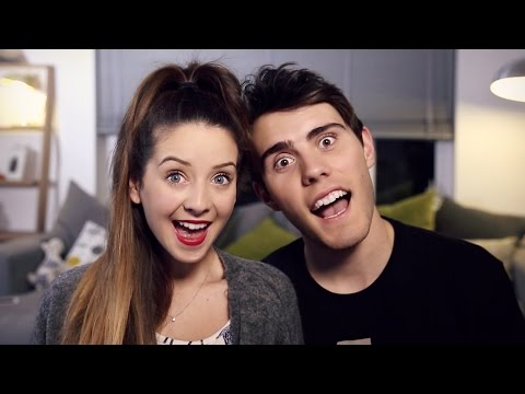 Christmas Q&A With Zoella Ad!