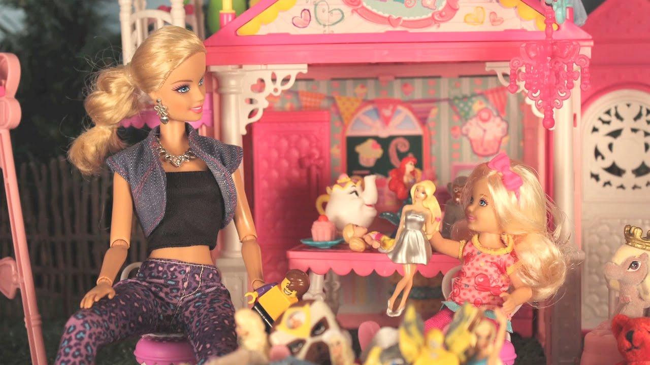 Red tube mature barbie