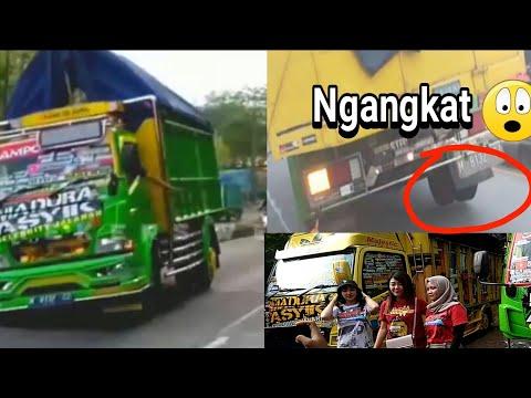 Madura Asyik 1 Dan 2 Full oleng || Oleng Sampai Ban Ngangkat