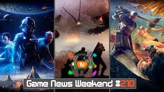 Игровые Новости — Game News Weekend #210 | (Destiny 2, Assassin's Creed, Far Cry 5, The Crew 2)