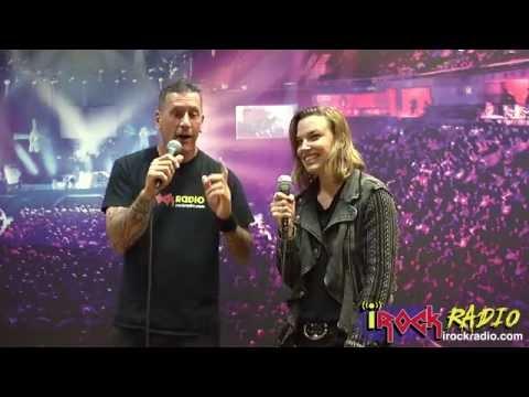 iRockRadio.com - Sixty Seconds With Lzzy Hale