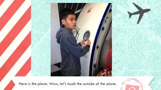 First Time Flying on An Airplane - A Social Story for Kids with Autism