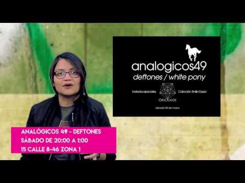 #TeApuntás la agenda de Canal Antigua Digital