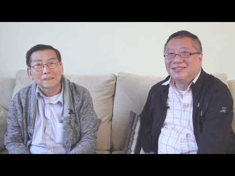 Helping a Chinese family to stay warm at home and save energy. ELREC - Home Energy Scotland