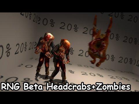 RNG Beta Headcrabs