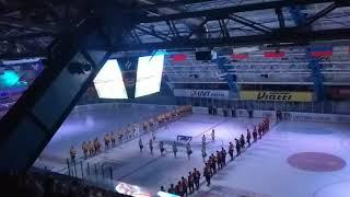Нефтяник Альметьевск, сходили на хоккей.