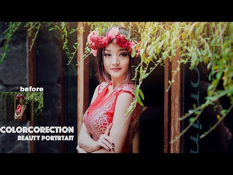 How To Make Your Photo Looks Better | Photoshop CC Tutorial Wedding Picture thumbnail