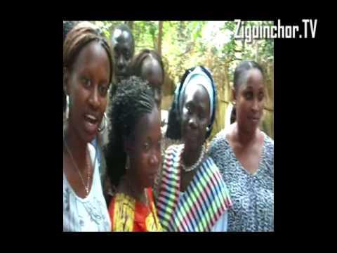 Ziguinchor TV,  Forum des Femmes, Nyassia, USOFORAL, Delegation Guinee Bissau