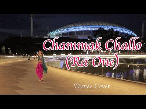 Chammak Challo (Ra One)  Dance Cover by Francesca McMillan   ShahRukh Khan   Kareena Kapoor