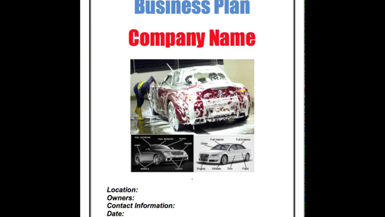 car dealership business plan india