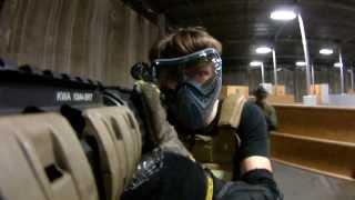Airsoft Barracks EVO Battalion Gameplay