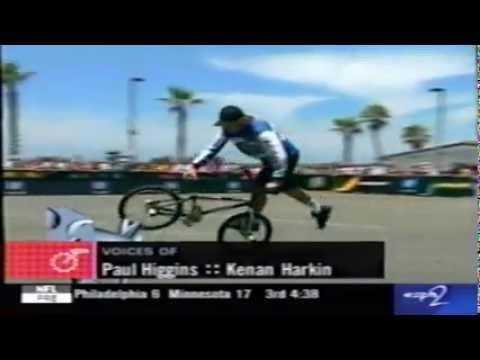 1999 B3 Oceanside, CA - Bicycle Stunt Flatland