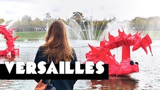 Paris | Versailles Garden Tour & Cocktail / Pizza experience