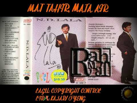 N.D.  LALA - MAT TAHIR MATA AIR