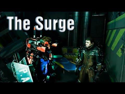 The Surge - Parte 7 - Central Operations B - NPCs - Gameplay com Luan Lee