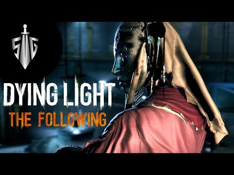 Anne Annecim  I   Dying Light The Following  #4