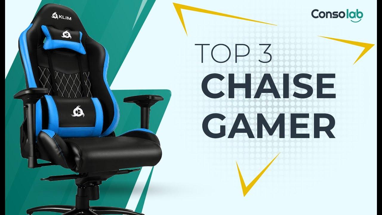 chaise gamer les 10 meilleurs